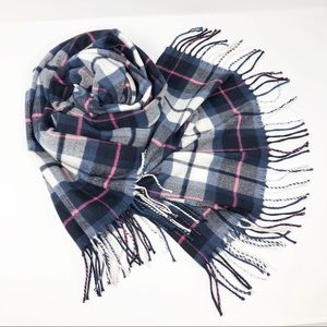 Preppy Plaid Scarf